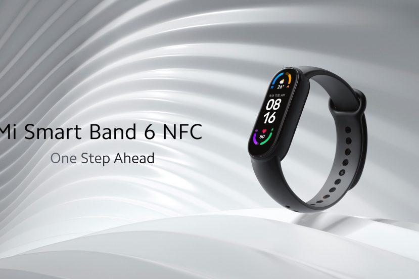 opaska Xiaomi Mi Smart Band 6 NFC smart band