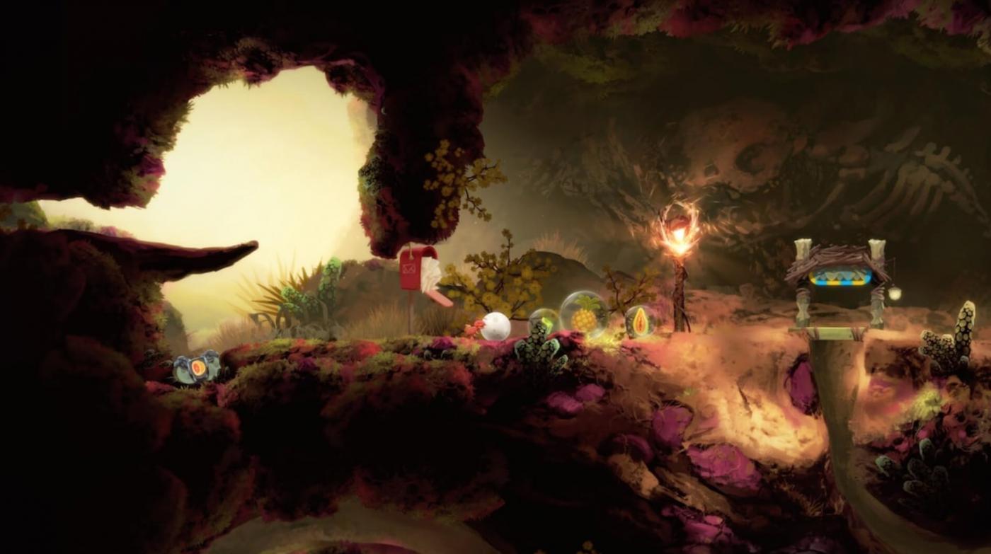 Yoku's Island Express za darmo w Epic Games Store