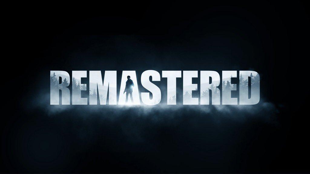 Alan Wake Remastered - oficjalnie