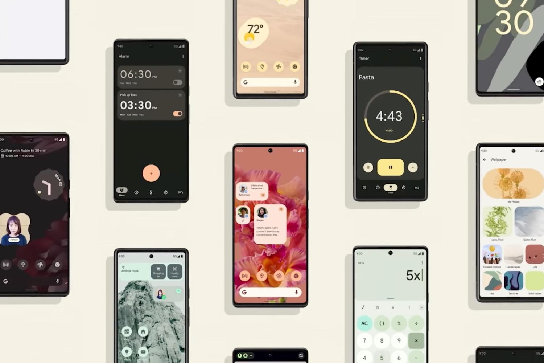 Pixele już przygotowane? Android 12 właśnie został wydany
