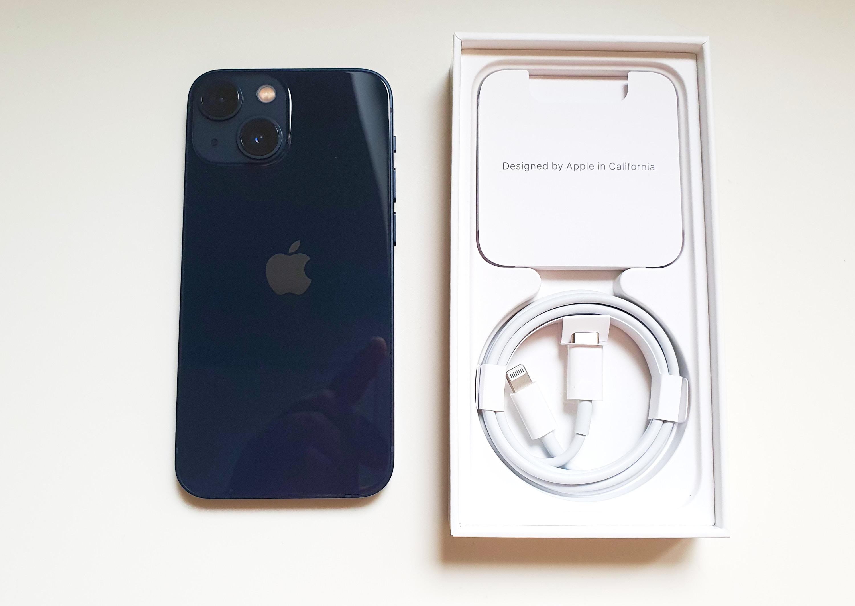 iPhone 13 mini fot. Tabletowo.pl