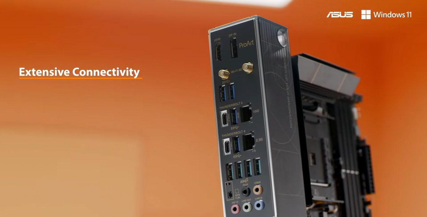 asusu create the uncreated proart x570-creator wifi