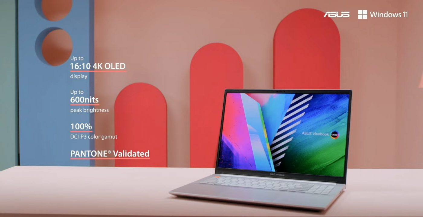 asus create the uncreated vivbook pro 14x 16x oled