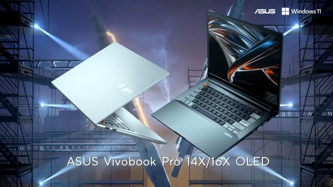 asus create the uncreated vivobook 14x 16x oled