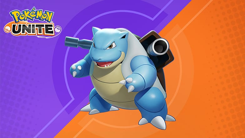 Blastoise w Pokemon UNITE (źródło: The Pokemon Company)