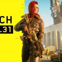 Cyberpunk 2077 - patch 1.31
