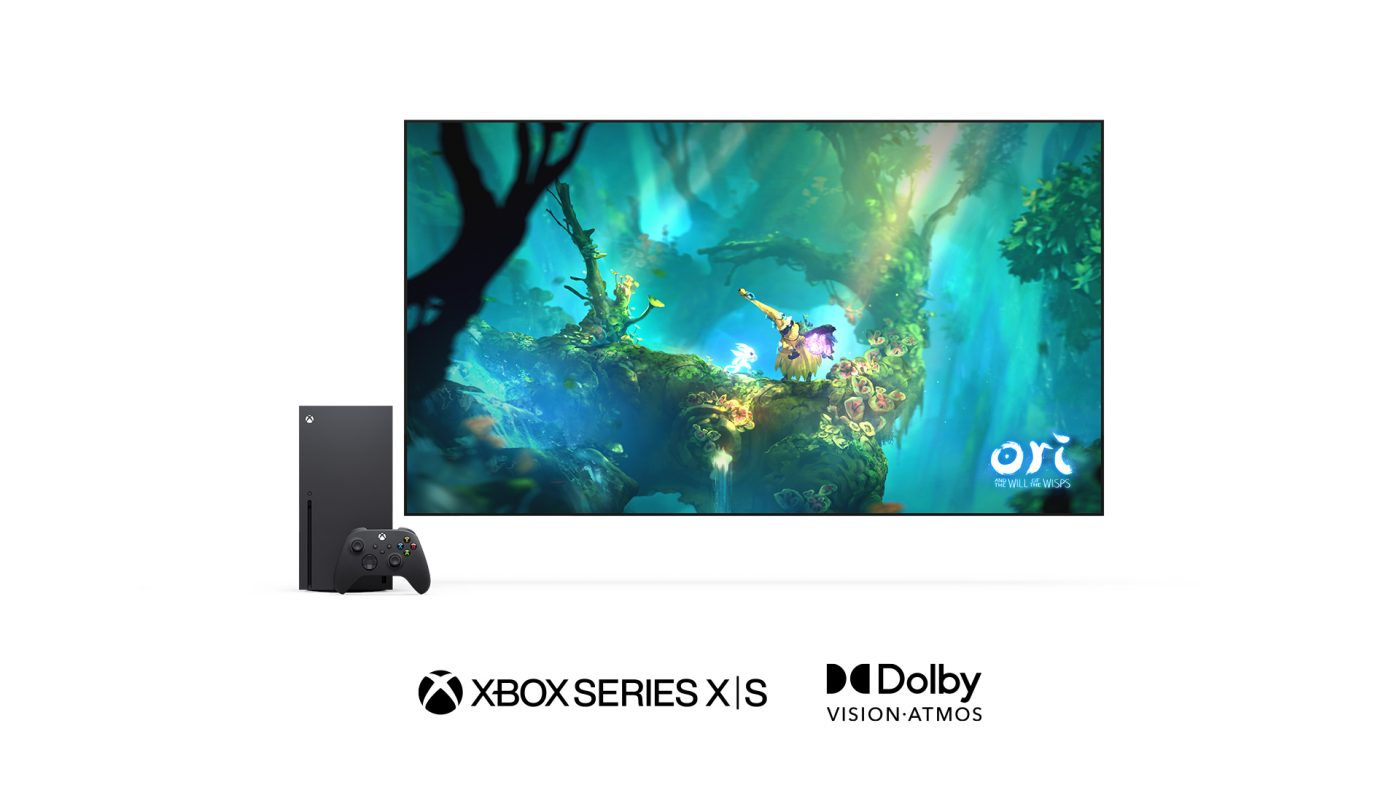Dolby Vision Xbox Series X Series S