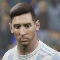 Lionel Messi w eFootball