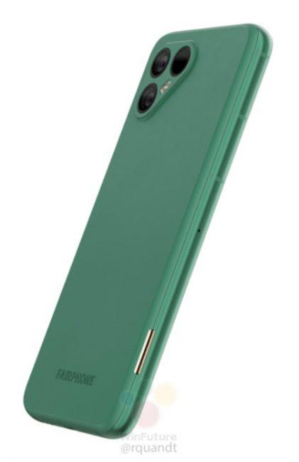 modularny smartfon fairphone 4 5g modular smartphone