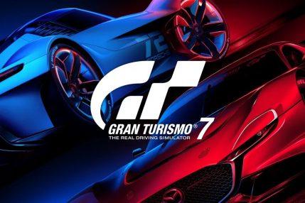 Gran Turismo 7 Cover Art