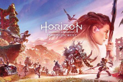 Grafika promocyjna Horizon Forbidden West Edycja Deluxe