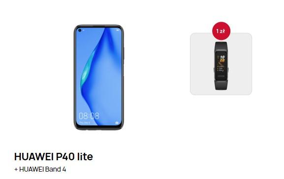 Huawei P40 Lite w ofercie promocyjnej