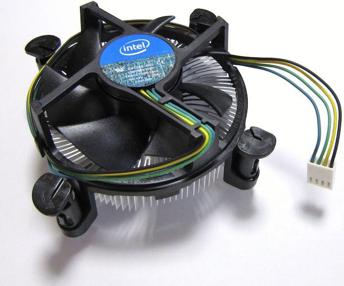 Boxowe chłodzenie Intela
