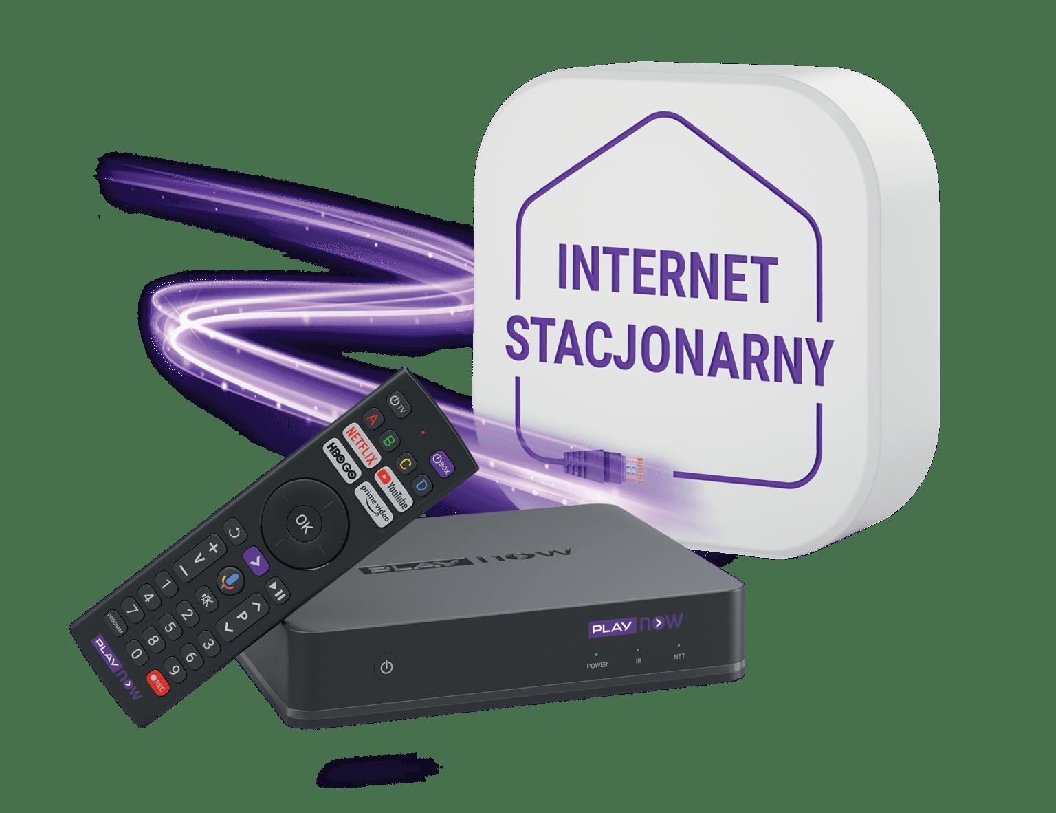 Internet stacjonarny dla studentów od Play