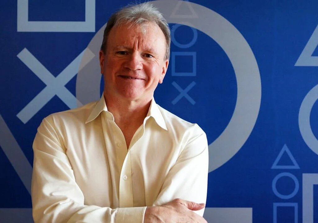Jim Ryan - prezydent Sony Interactive Entertainment, CEO PlayStation (źródło: Geekinco)