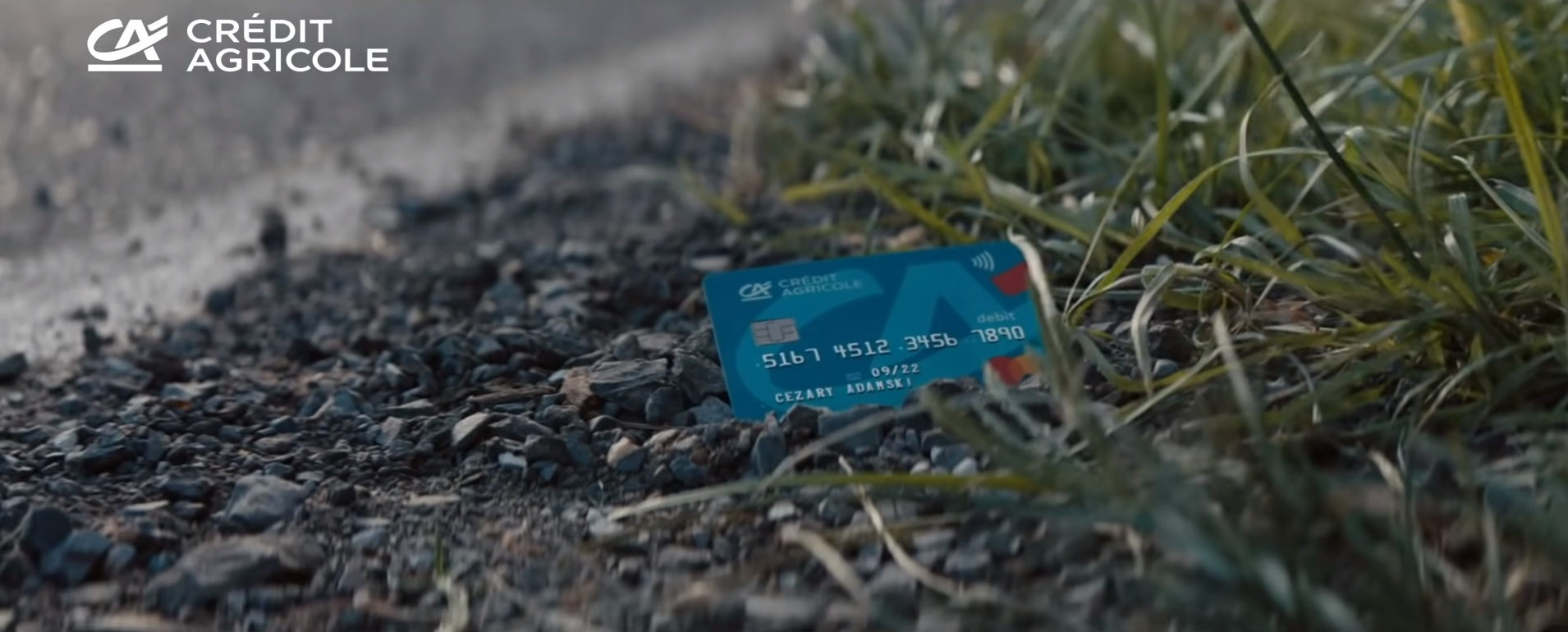 karta debetowa kredytowa Credit Agricole