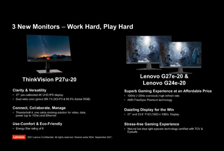 Lenovo ThinkVision P27