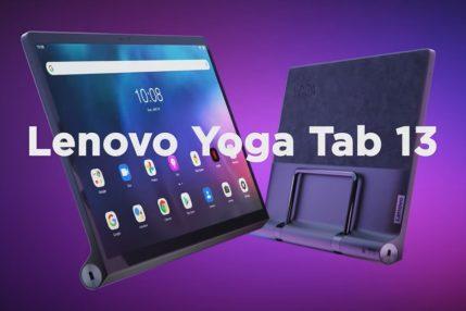 Lenovo Yoga Tab 13 - fot. Lenovo