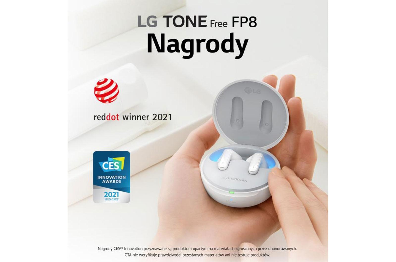 LG TONE Free FP8