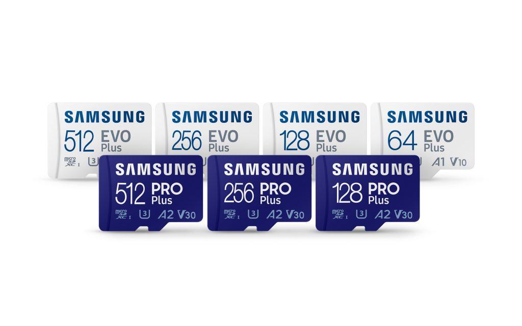 Samsung Pro Plus Evo Plus