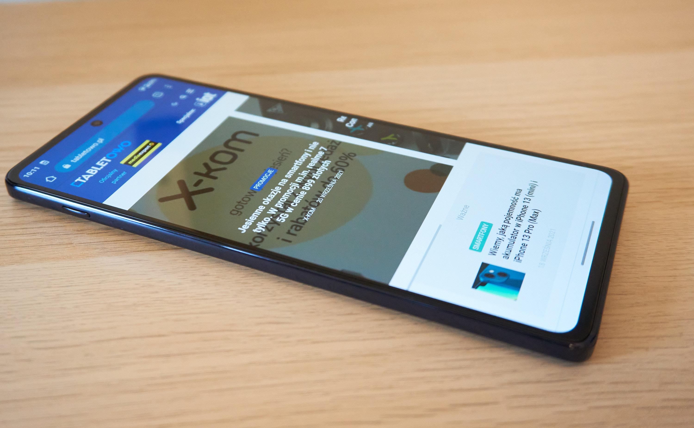 Motorola Edge 20 Pro fot. Tabletowo.pl