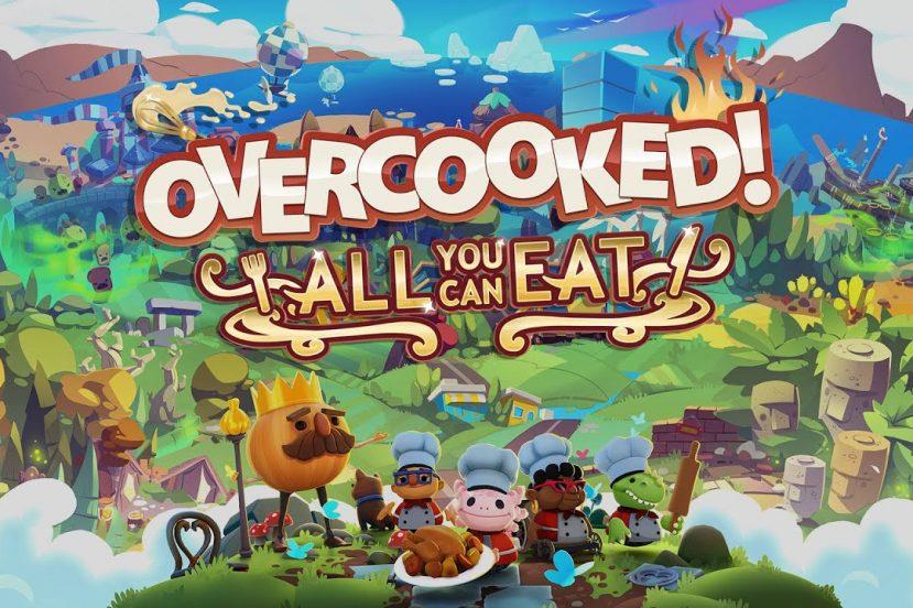 Kolekcja Overcooked w PlayStation Plus
