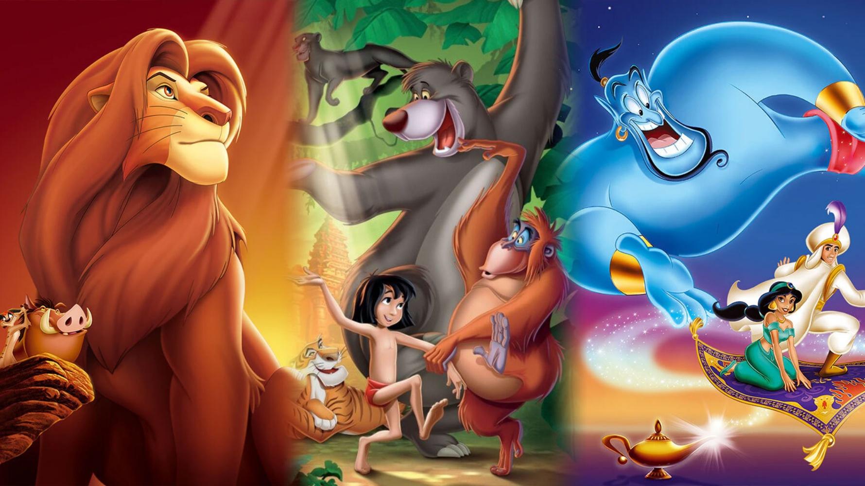 Klasyczne gry Disneya