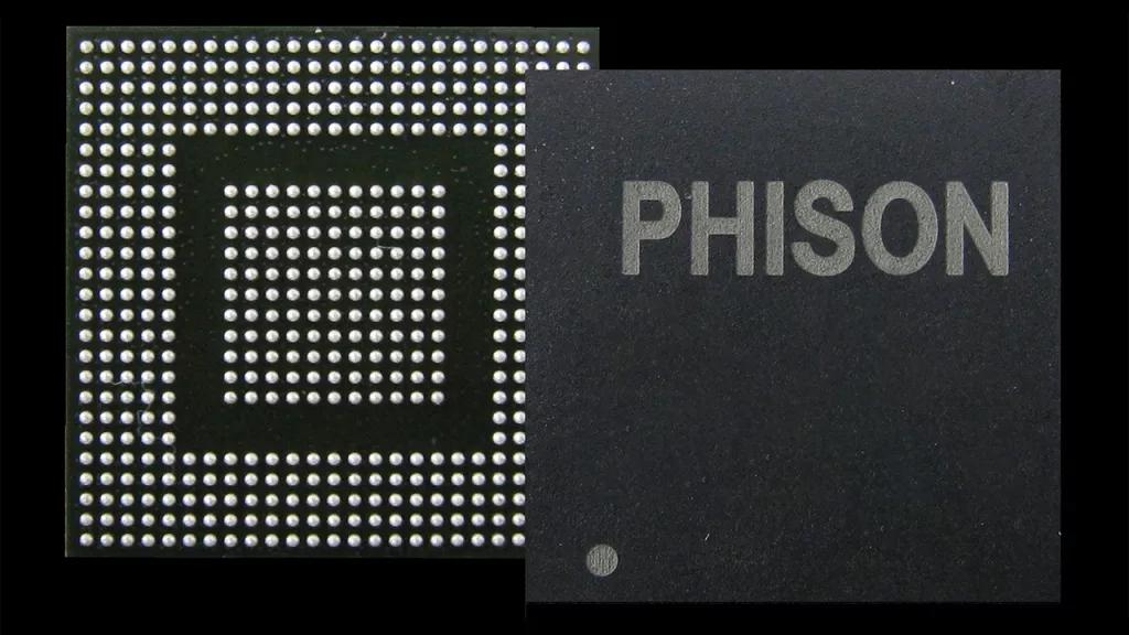 kontroler Phison logo