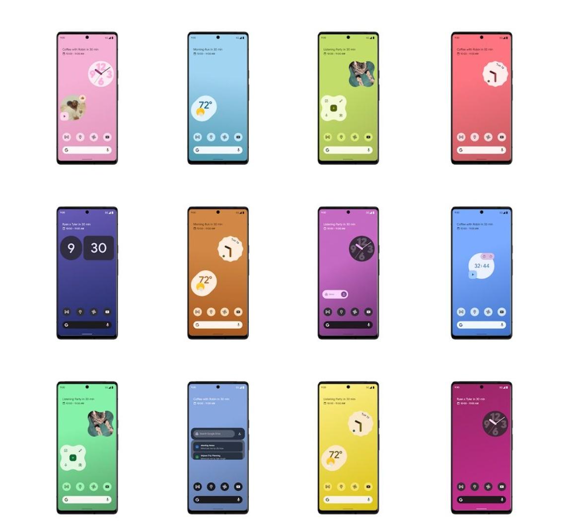 smartfon google pixel 6 android 12 smartphone
