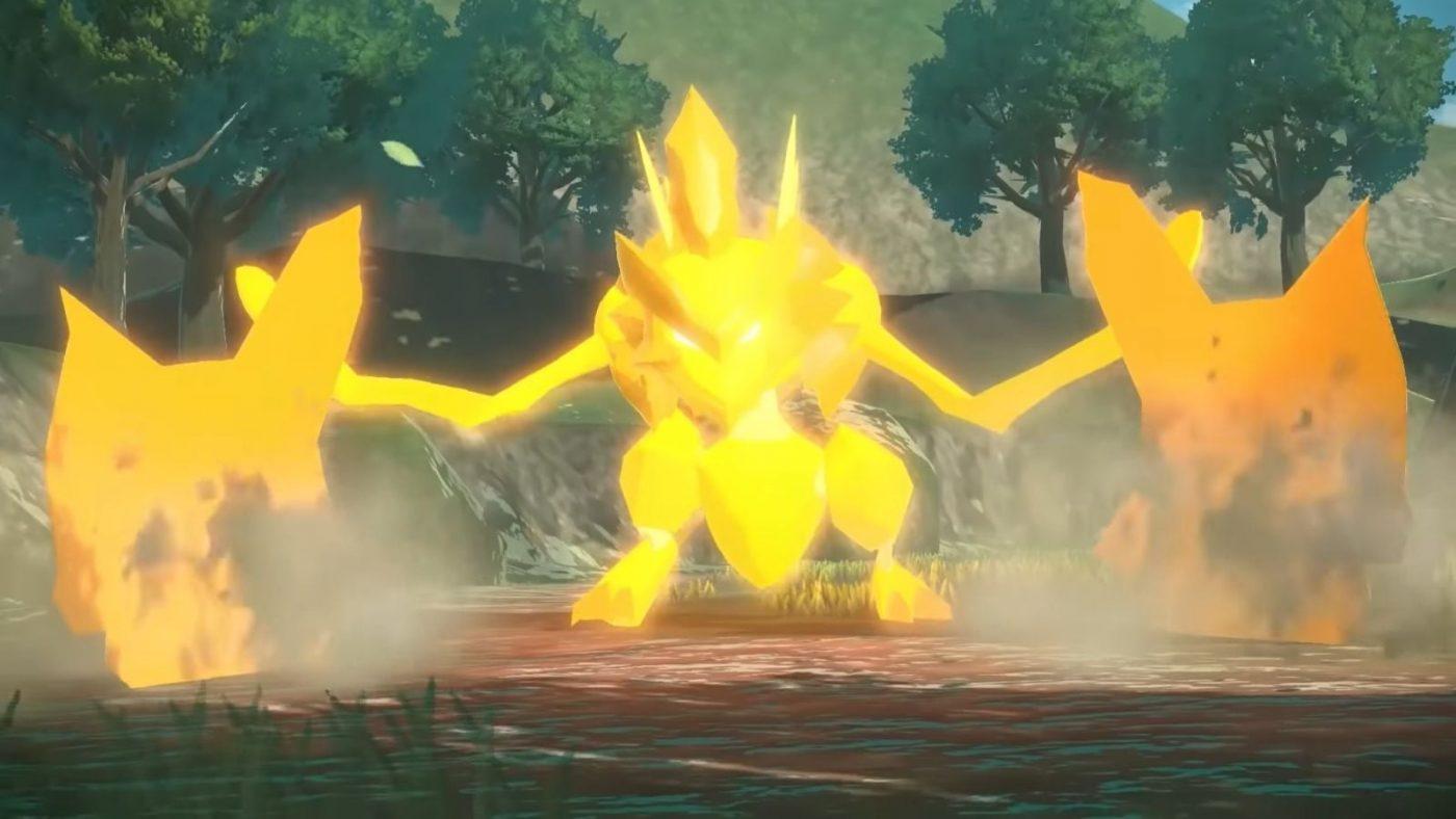 Pokemon legends arceus - kleavor
