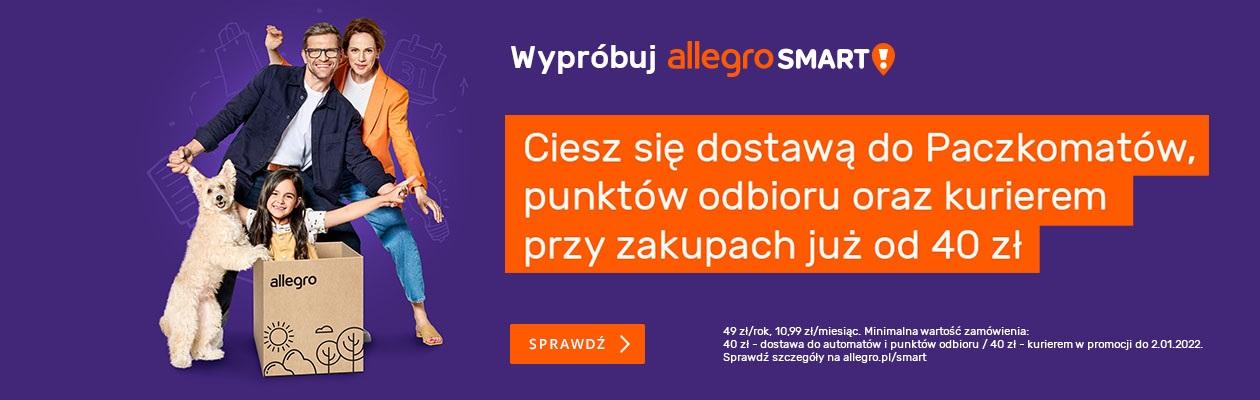 promocja Allegro Smart! kurier