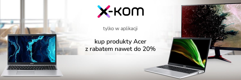 promocja x-kom Acer