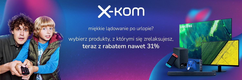 promocja x-kom Telemaniak