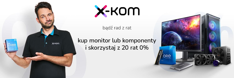 promocja x-kom raty 0%