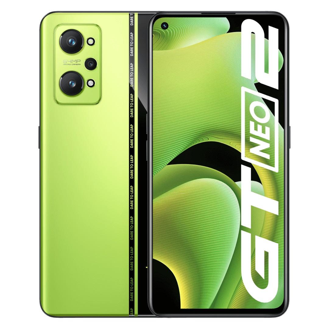 smartfon realme GT Neo 2 smartphone