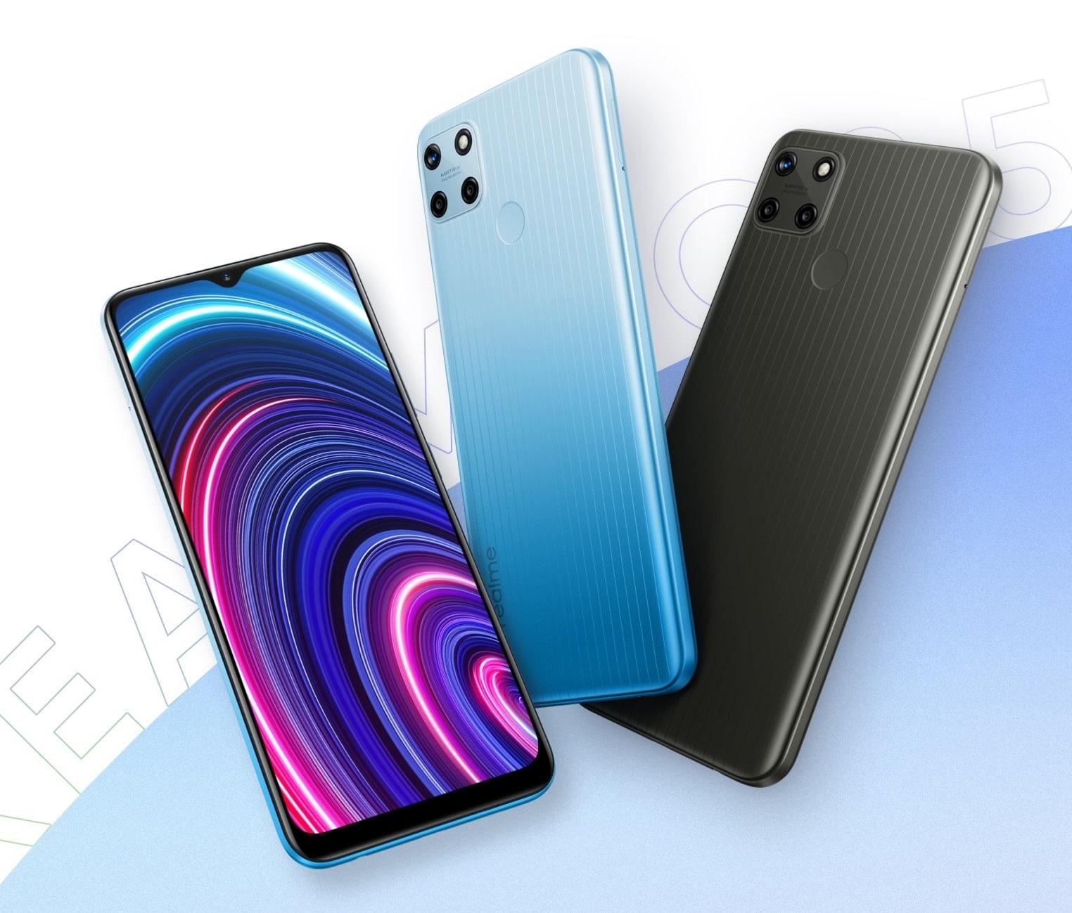 smartfon realme c25y smartphone
