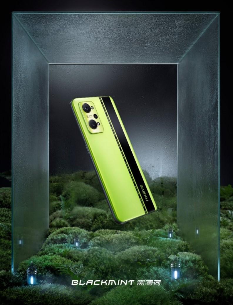 realme GT Neo 2 fot. via GSMArena.com