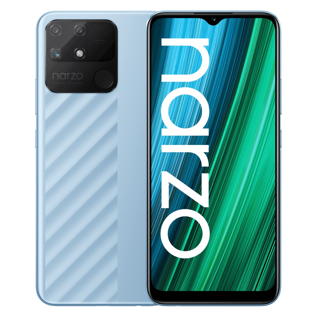 smartfon realme narzo 50A smartphone