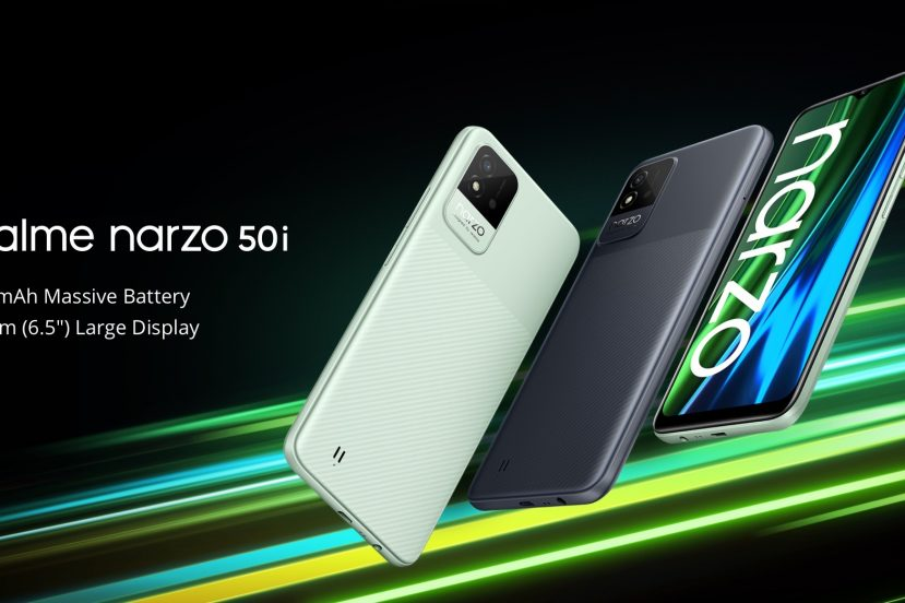 smartfon realme narzo 50i smartphone