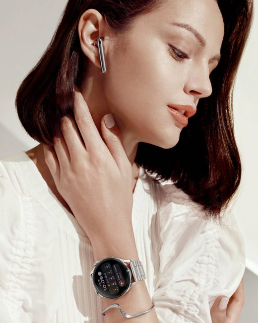 smartwatch Huawei Watch 3 Elite