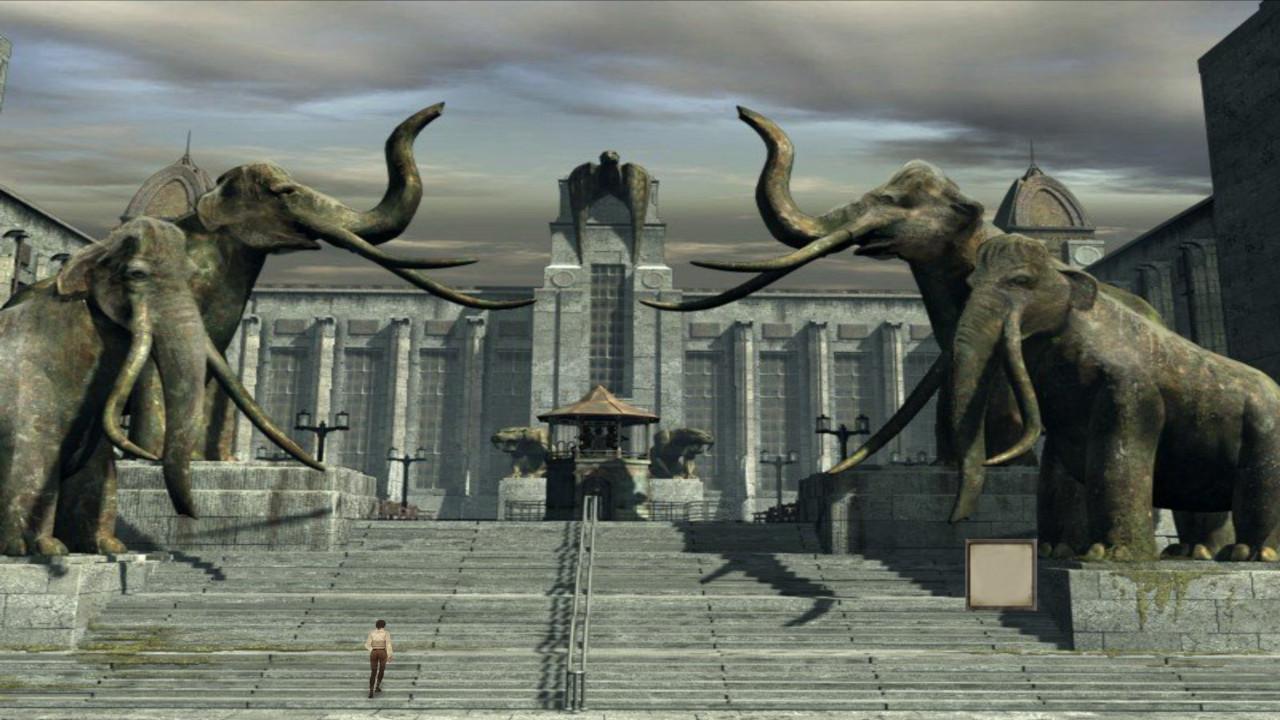 gry za darmo - Syberia I i II na Steam