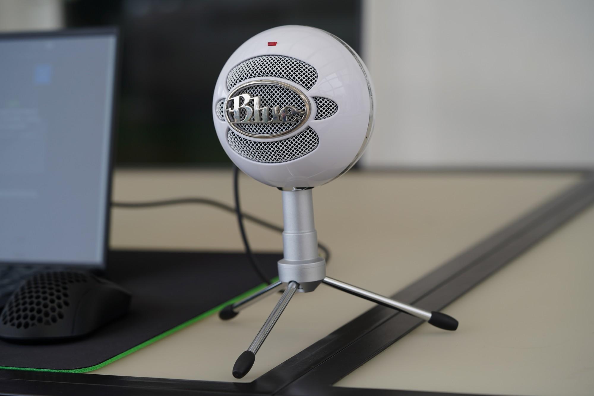 Wielkie porównanie pojemnościowych mikrofonów - BLUE Snowball iCE