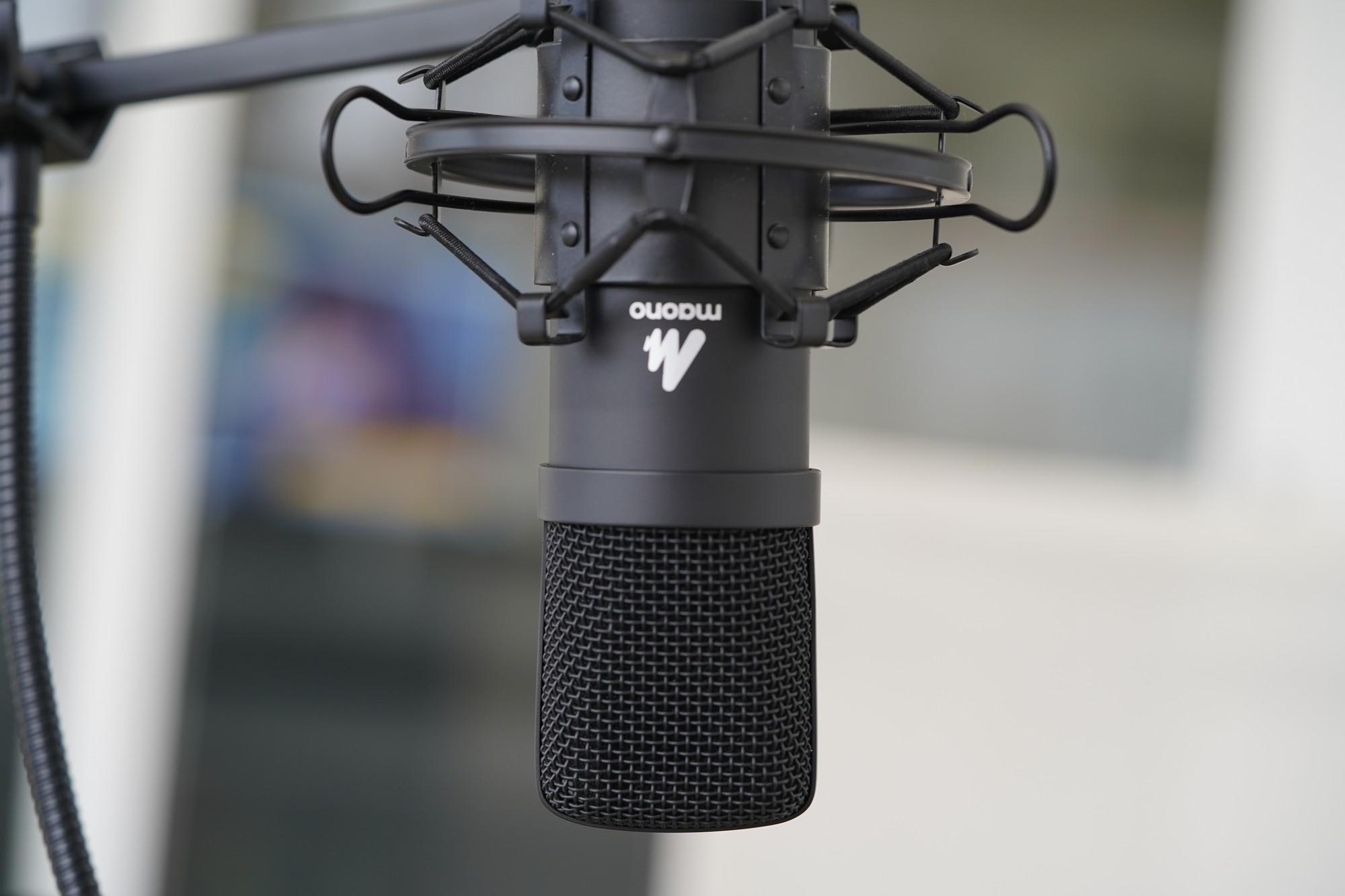 Wielkie porównanie pojemnościowych mikrofonów - MAONO MKIT-USB
