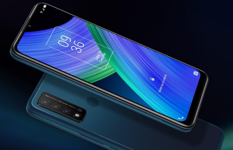 smartfon tcl 20 r 5g smartphone