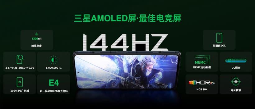 Ekran Xiaomi Black Shark 4S (PRO)