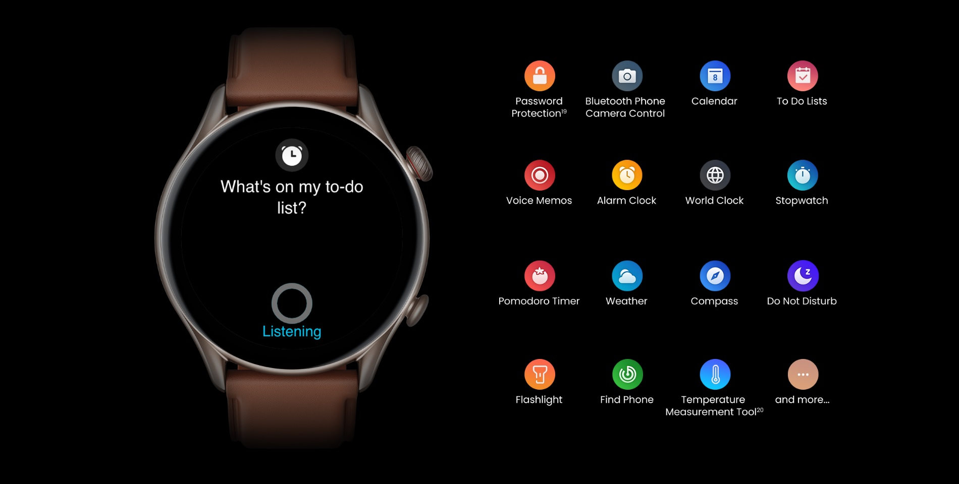 Amazfit GTR 3 Pro smartwatch