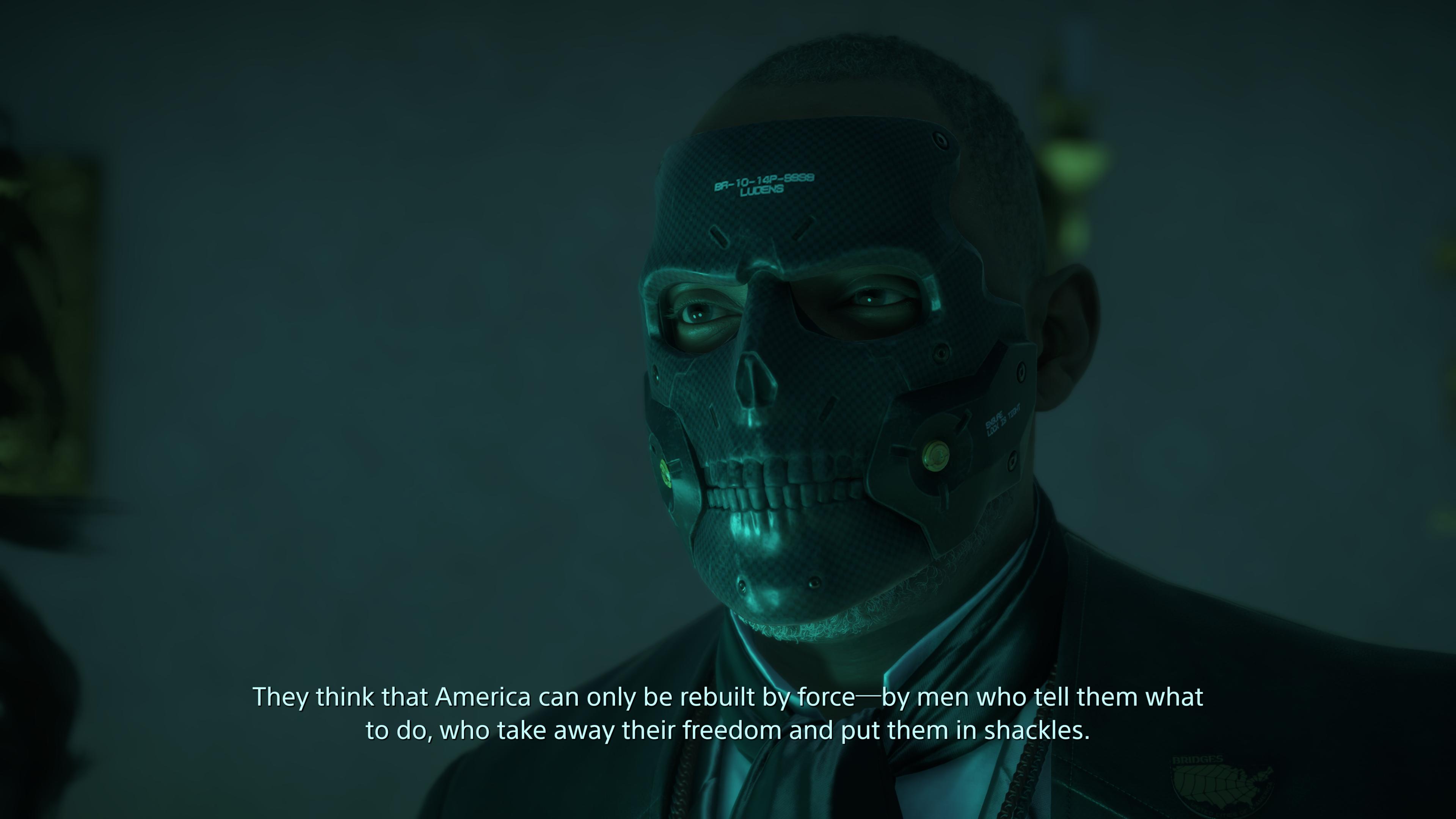 Death Stranding wyświetla cut-scenki w czasie rzeczywistym. Oparcie gry na silniku studia Guerilla Games było strzałem w dziesiątkę, spójrzcie na niesamowicie realistyczne modele twarzy