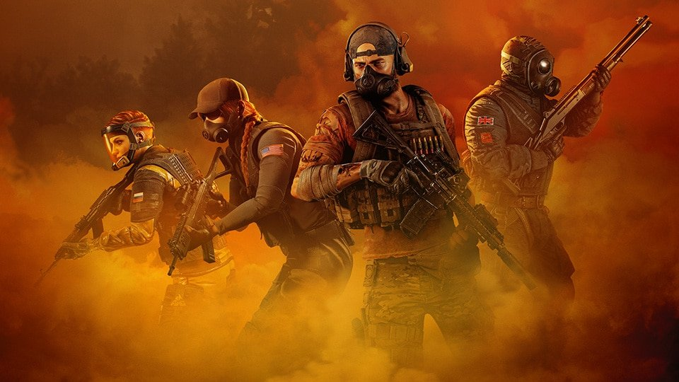 Ubisoft Ghost Recon Breakpoint Live Amber Sky