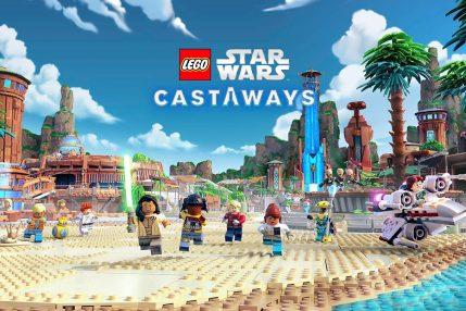 LEGO SW: Castaways grafika
