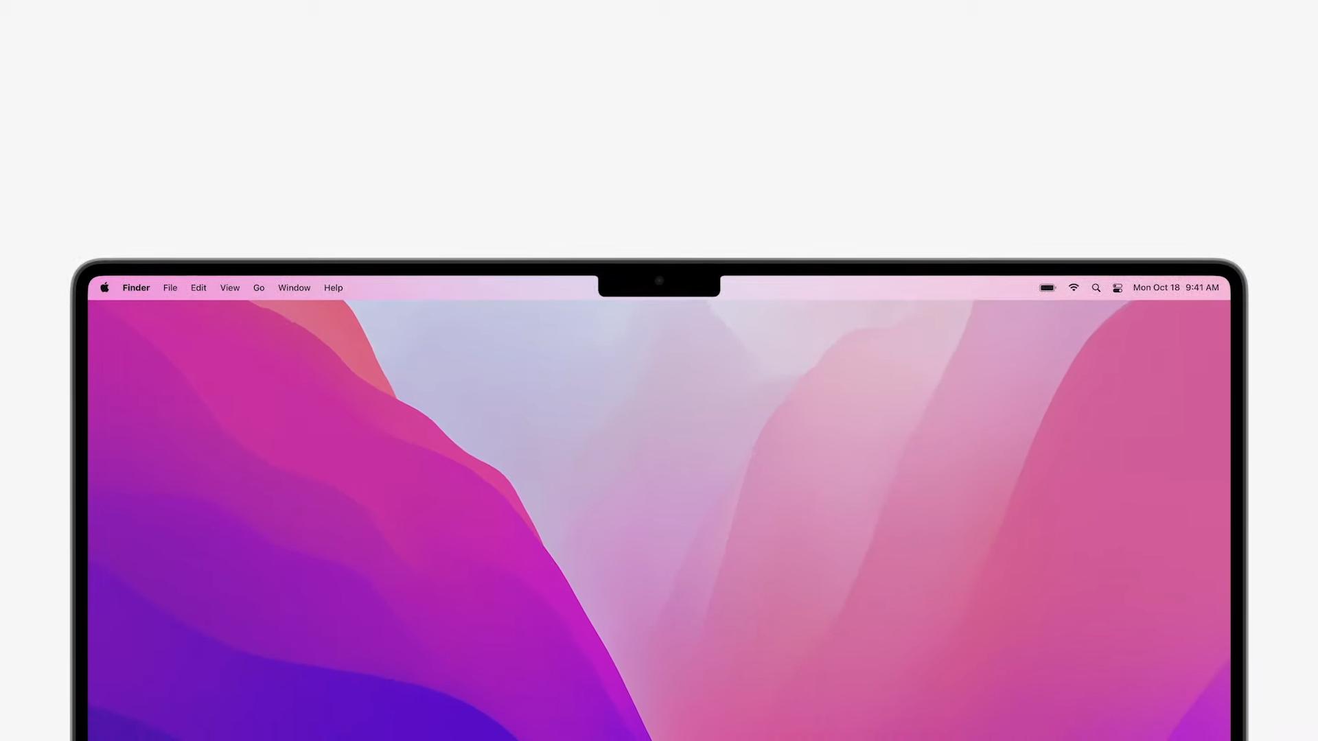 Szpetny notch w MacBookach Pro nie będzie przeszkadzał w trybie pełnoekranowym